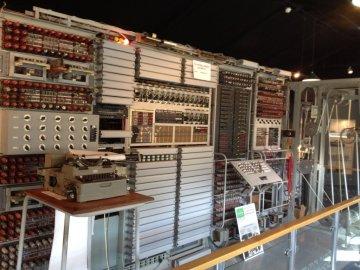Bletchley Park Museum