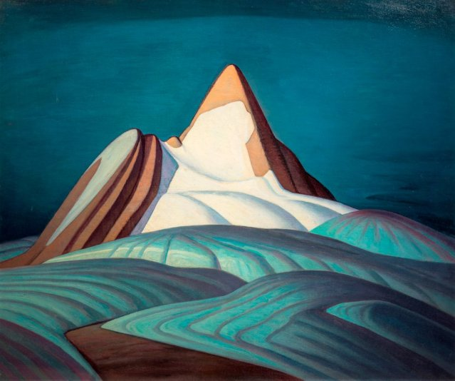 Isolation Peak by Lawren Harris