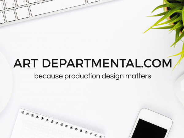 About Art Departmental | How I Started in the Art Department