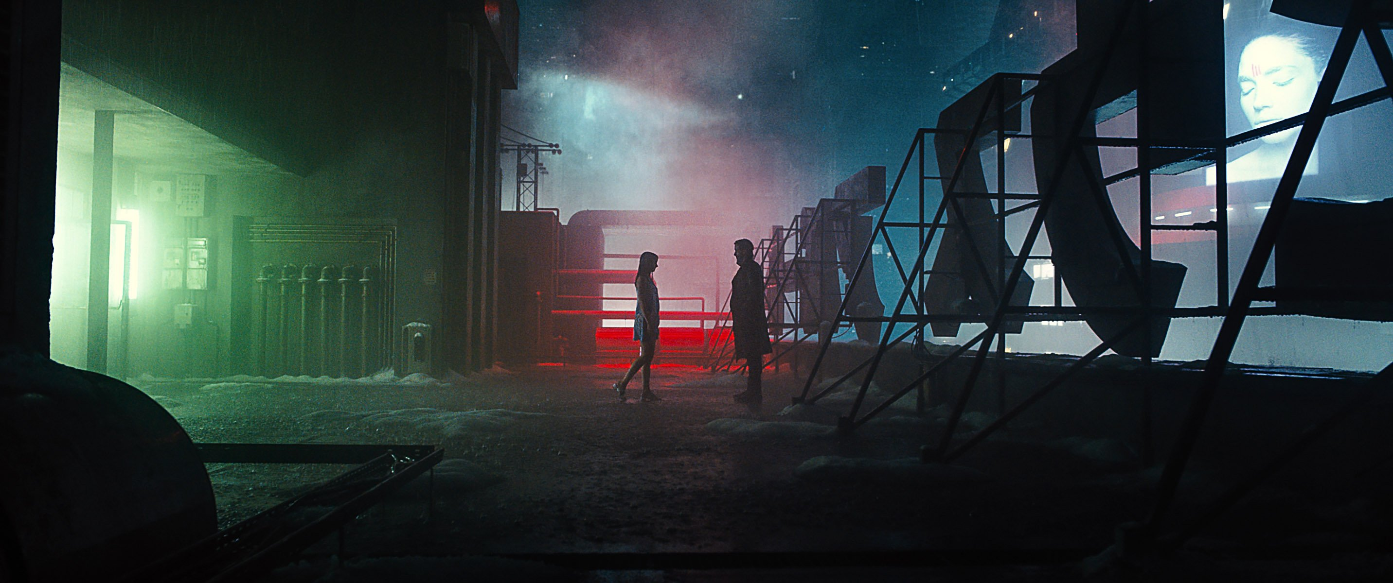 Video On The Set Exploring Blade Runner 2049 Production Design