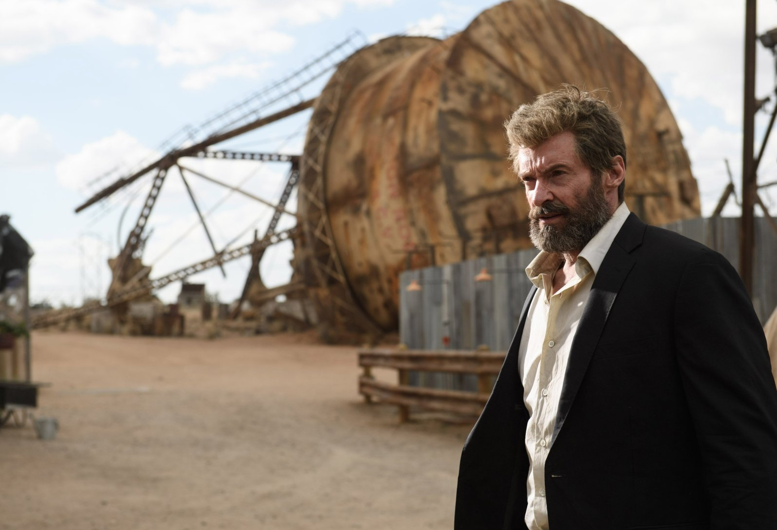 Logan / Production Designer: Francois Audouy / Twentieth Century Fox
