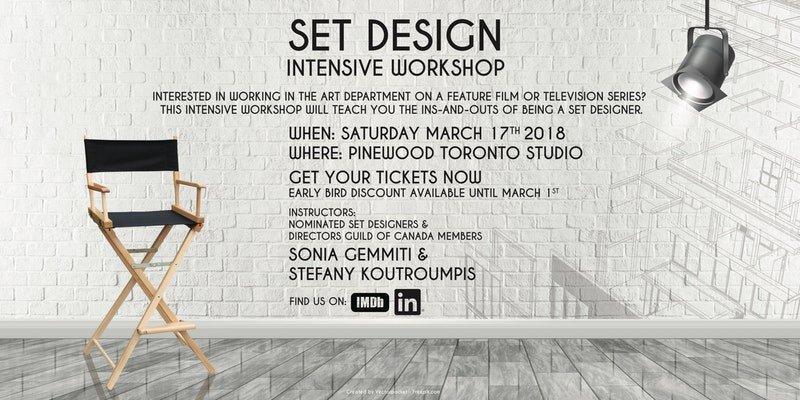 Set Design Intensive Workshop