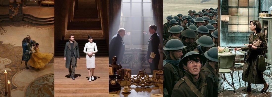 Oscars Production Design Panel