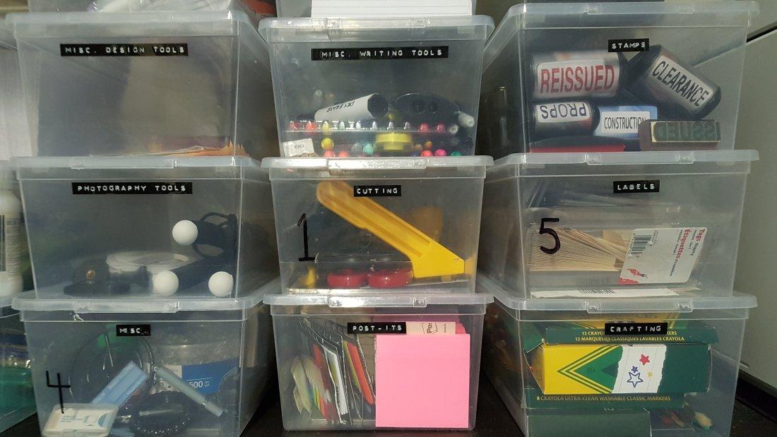 art department kit
