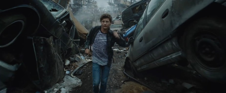 Ready Player One- Junk yard city- Best Production Design of 2018