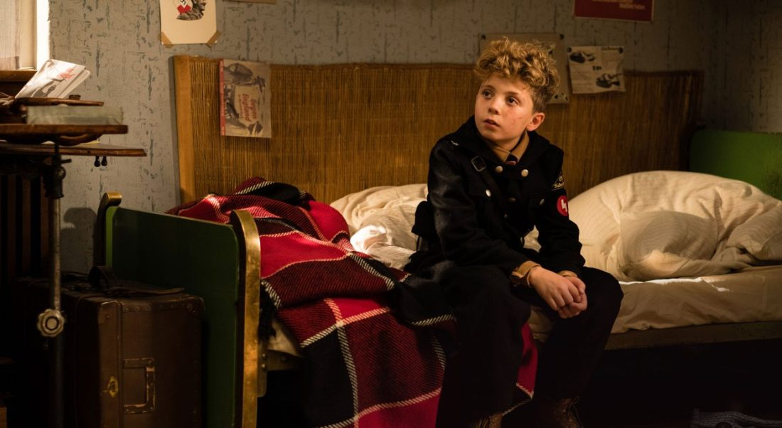 Jojo Rabbit at table | TIFF 2019 Awards