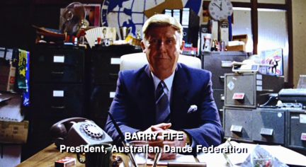 Barry Fife's Office