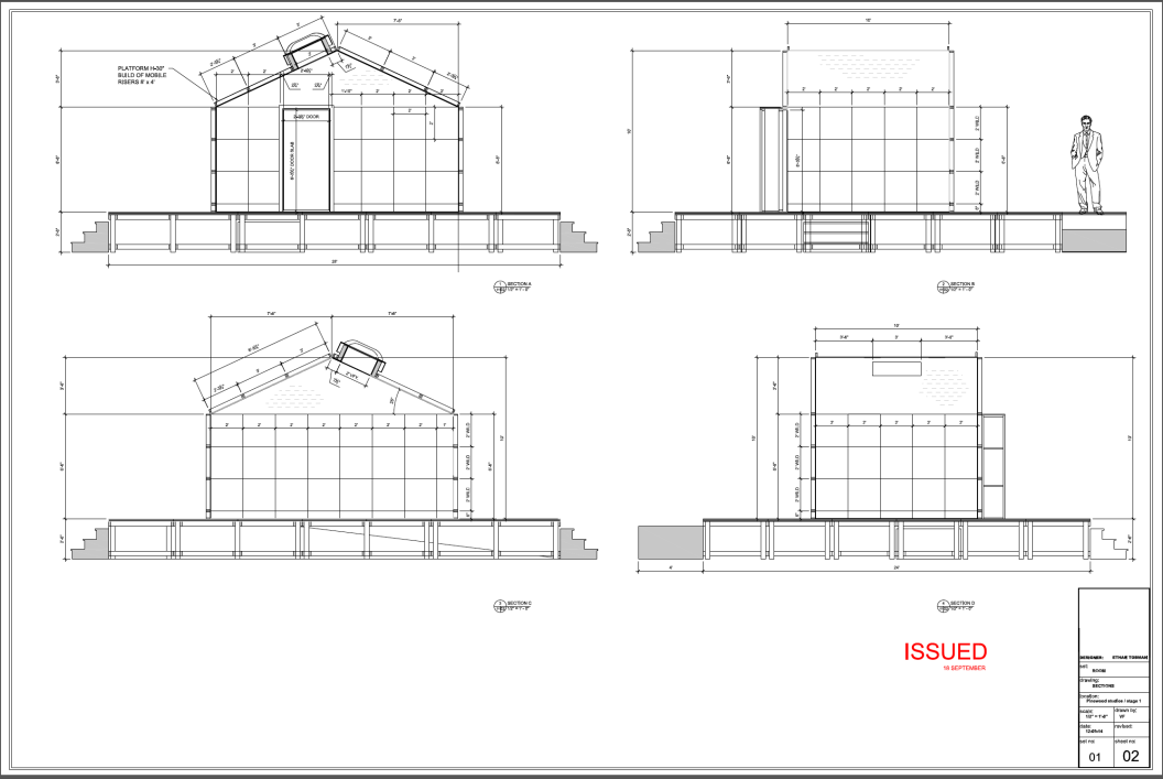 Plans of Room