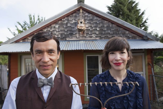 Portlandia production design | 2014 Art Directors Guild Awards