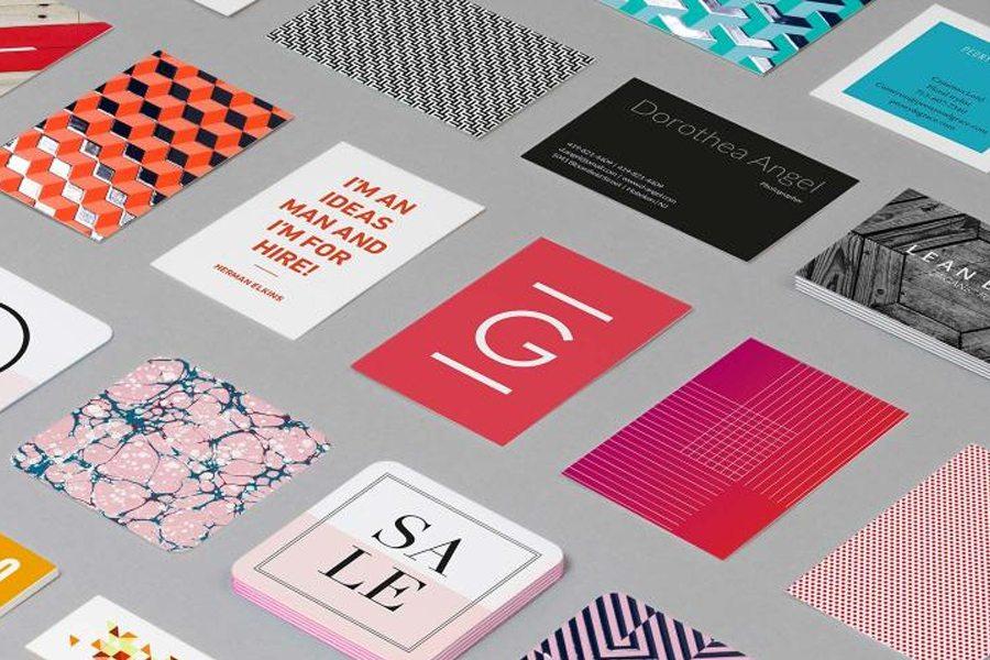 MOO Business Cards | Art Departmental