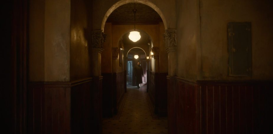 TUA Hallway