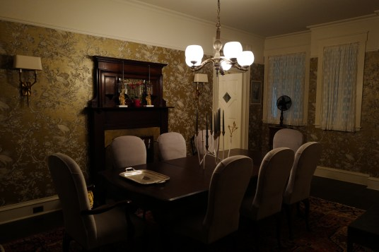 Sharp Objects | Crellin House- Dining Room | HBO