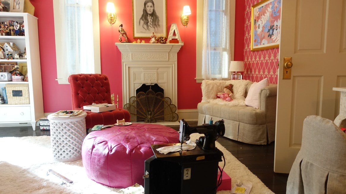 Sharp Objects | Crellin House- Amma's Bedroom | HBO
