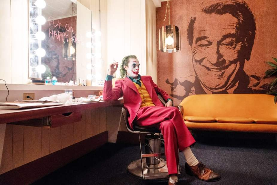 Joker production design