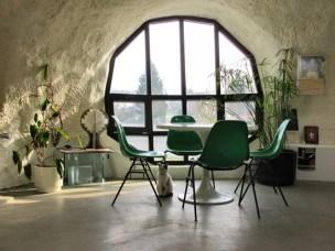unusual bohemian window interior