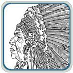 Spirit Chiefs One – American Indians