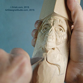 free Lora Irish wood carving patterns