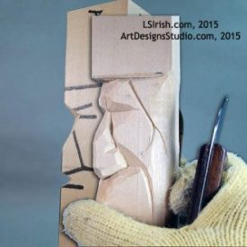 Lora Irish free wood carving patterns