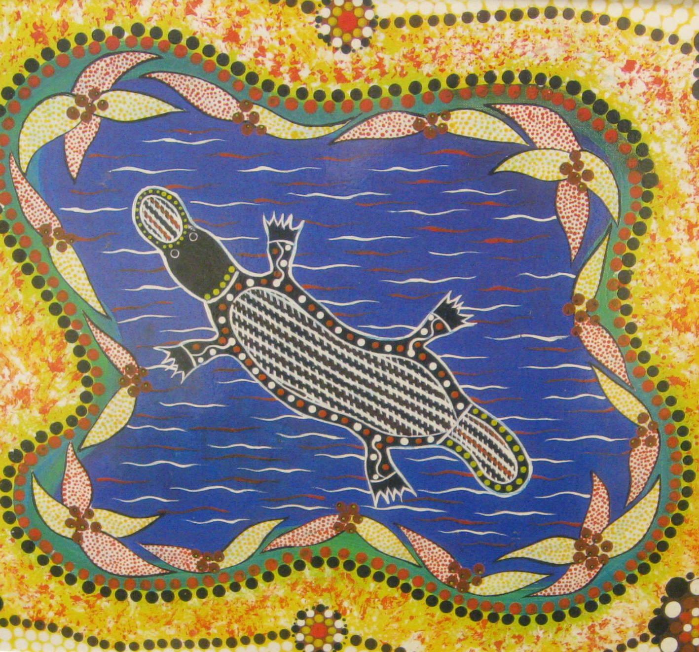 Packet 15 Australian Aboriginal Art Evergreen Art