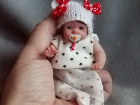 OOAK-baby-doll-polymer-clay-by-Kovaleva