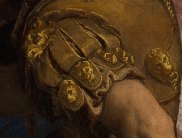 United by Love, 1570s, Detail