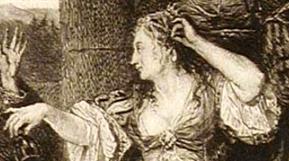 1874, William Unger, Cleopatra, Indianapolis Museum of Art. Detail