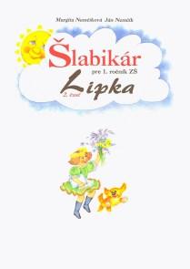 Ilustrácia - Šlabikár Lipka - 2004, akvarel