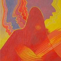 Bard, 60x50 cm, oil, canvas, 2004