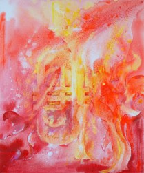 Victory, 60x50 cm, acryl, canvas, 2017