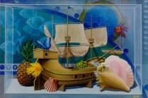 SOLD / Exotic dream. 60x90, oil, canvas