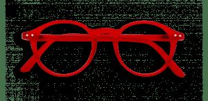 Izipizi D rouge