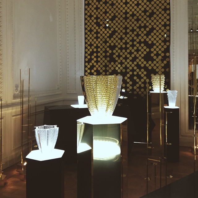 lalique paris design week 2014
