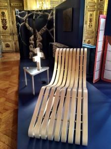 Chaise longue Luge, Thomas Lemut