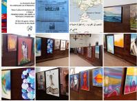 I Feria internacional de Arte en Tetuan 2014_1 - Grupo Arte 20.16
