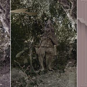 Manuel Acedo Triptico disponible en Arte Actual Extremadura