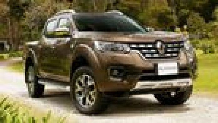 La Alaskan se lanzará próximamente a la venta. Foto: Renault.