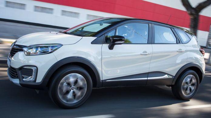 El Captur es un SUV chico de la casa del rombo (Foto: Renault).