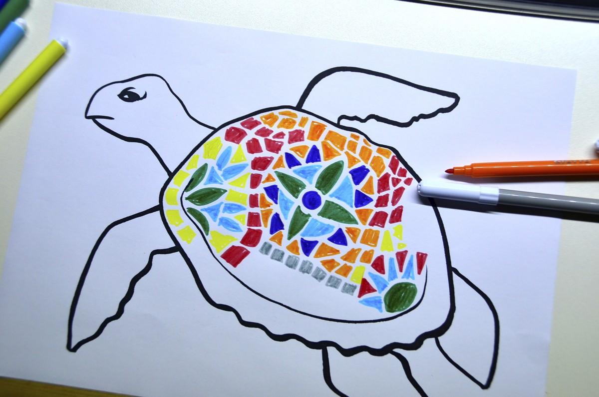 Animali A Mosaico Ispirati A Gaudi
