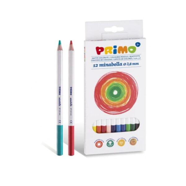 Primo coloured pencils