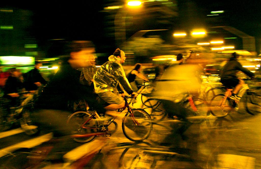 Bicicletada de Curitiba - Dia Mundial Sem Carro