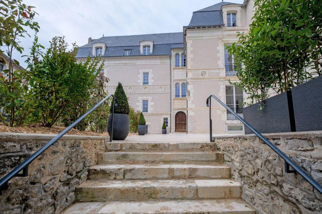 Blois - Rue Chemonton - Artech-Ingénierie