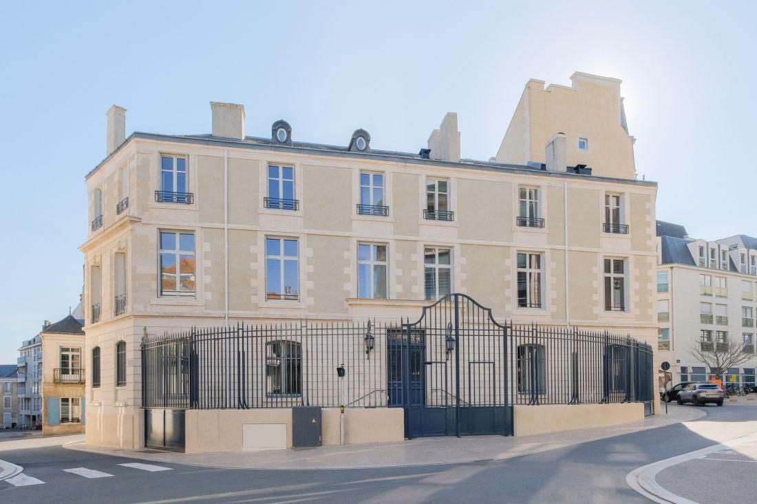 Poitiers - Rue Henri Oudin - Artech-Ingénierie