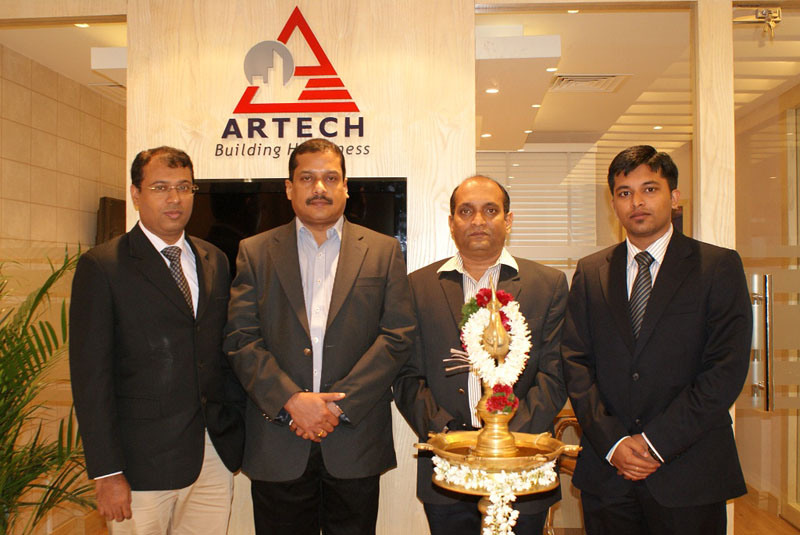 Artech Dubai Office Opened at Karama