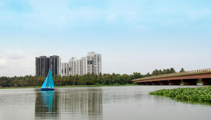 Artech Lake View Trivandrum