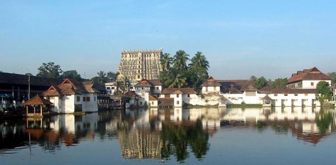 Sree Padmanabhaswamy Temple - Trivandrum