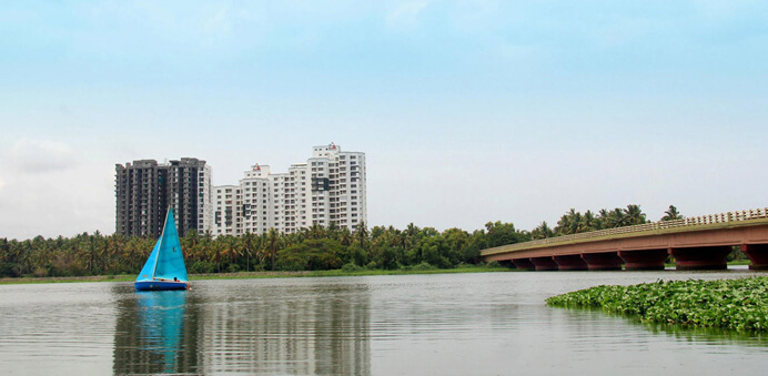 Best Residential Areas in Trivandrum