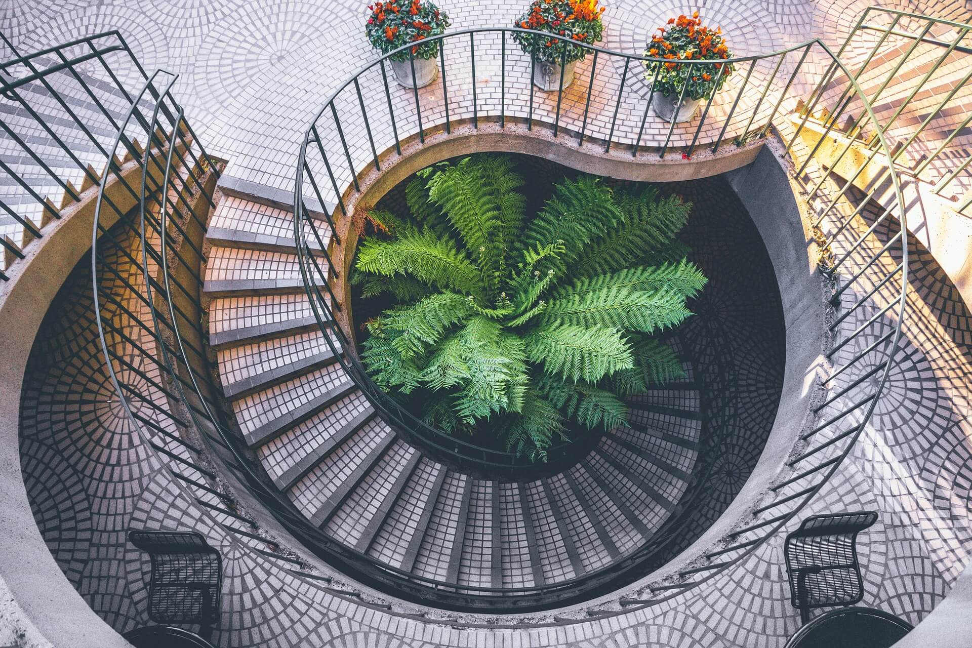 Feng Shui Tips for a Staircase at the Center of a Home   Artech Realtors
