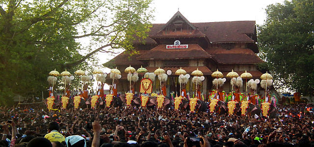 Some Facts about the Thrissur Pooram