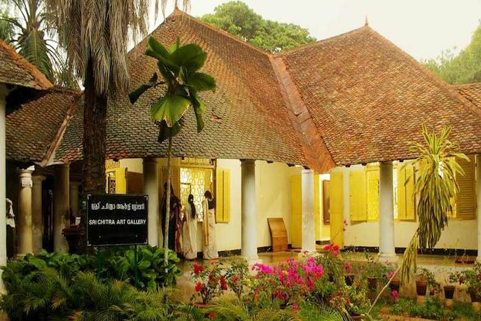 sri chitra art gallery - must see places in trivandrum