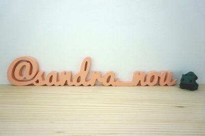 Nickname Sandra_nou
